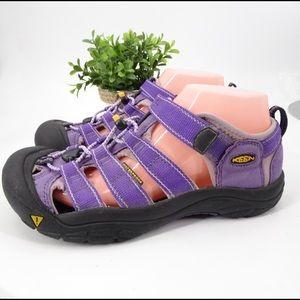 Keen Newport Purple Waterproof Sandals Size 6